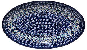 Large Oval Serving Dish