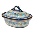 Oval Casserole Dish Large with Lid