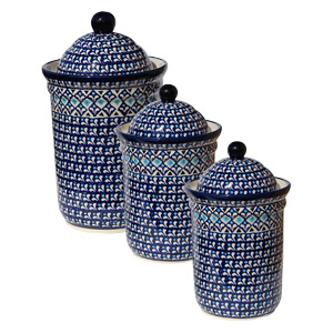 3 PC Canister Set