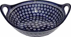 Medium Serving Bowl with Handles