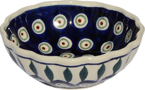Fluted Bowl 4.75